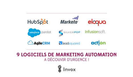 9 logiciels de Marketing Automation : Hubspot, Marketo, Eloqua, Pardot et les autres… | Marketing Automation in B2B | Scoop.it