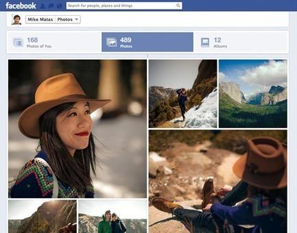 Les photos se réorganisent sur Facebook | Scoop Photography | Scoop.it