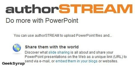 [How To]: Convert PowerPoint Presentations To Video Files Online | PowerPoint Video Tips | Scoop.it