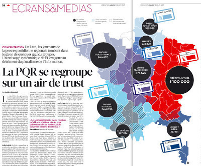 La PQR se regroupe sur un air de trust | DocPresseESJ | Scoop.it