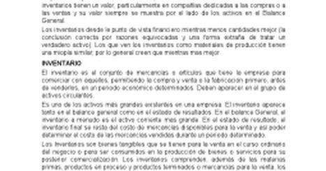 MANEJO Y CONTROL DE INVENTARIOS | SISTEMAS DE PRODUCCIÓN II | Scoop.it