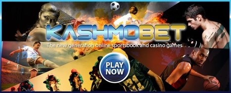 Kashmobet sportsbook redefines online gambling | Online Sportsbook | Scoop.it
