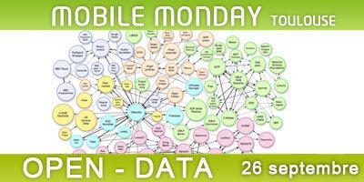 Mobile Monday #3, Open-data – 26 septembre 2011 – 18H30 | La Cantine | Toulouse networks | Scoop.it