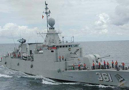 Modernisation à mi-vie du système de direction de combat des corvettes indonésiennes Fatahillah par Ultra Electronics | Sam Tse | Scoop.it