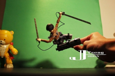 Jordan Tseng Stop Motion&Film Production | relevant entertainment | Scoop.it