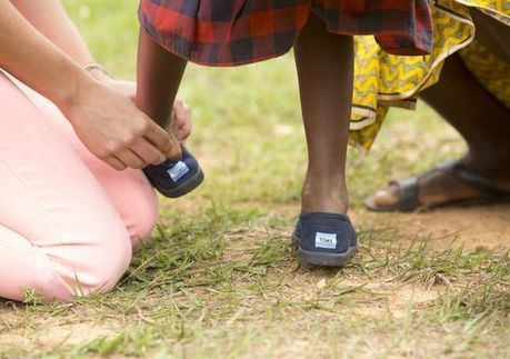 Toms uses Instagram to give away a million shoes | Kickin' Kickers | Scoop.it