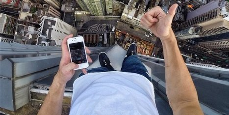 Ce selfie va vous donner le vertige | Instagram/ Daniel_Lau - Le Huffington Post | SocialWebBusiness | Scoop.it