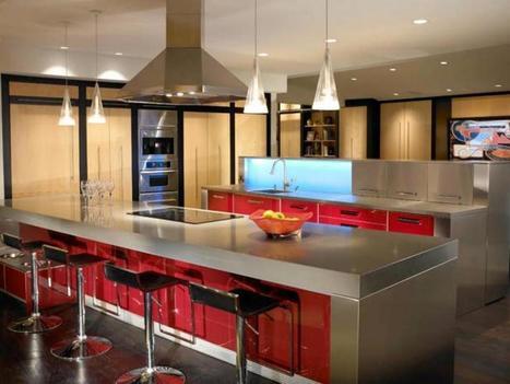 Amazing Stainless Steel Kitchen Sinks | News Info | Scoop.it
