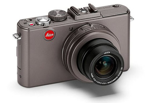 Leica outs limited edition D-Lux 5 Titanium camera, in case a ... | Leica digital | Scoop.it
