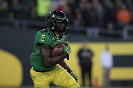2014 NFL Draft: De'Anthony Thomas to visit Chicago Bears - FanSided | Chicago Bears Offseason | Scoop.it