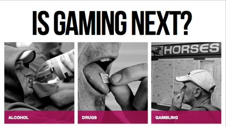 UK Treatment Group Preps For Next Big Addiction: Video Games   Peux-on parler d'addiction aux jeux videos ? Débat ! Questionnement...   Scoop.it