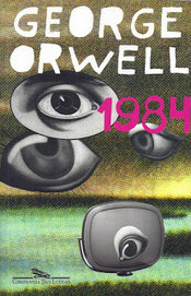[Resenha #989] 1984 - George Orwell @ciadeletras | Lost Girly Girl | Ficção científica literária | Scoop.it