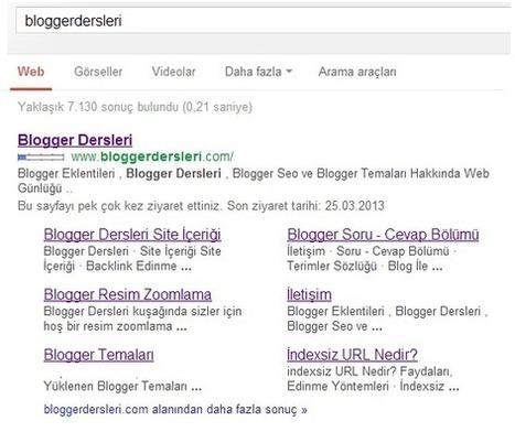 Google Site Bağlantıları ve Webmaster Tools Düzenlemesi - Blogger Dersleri | Blogger Dersleri ve Blogger Eklentileri | Scoop.it