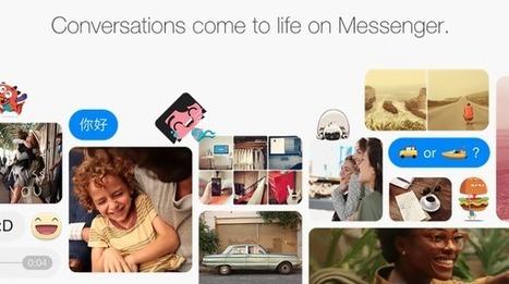 Facebook, Messenger diventa un'app a parte anche sul web - Wired.it | Scoop Social Network | Scoop.it