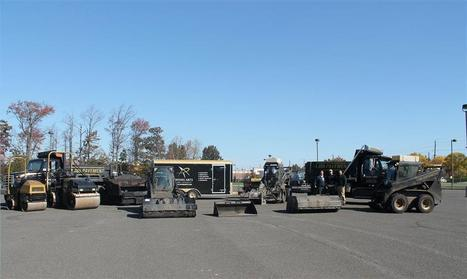 NY's Paving Arts Does It All — Even Customer Relations - Construction Equipment Guide | Asphalt Paving | Scoop.it