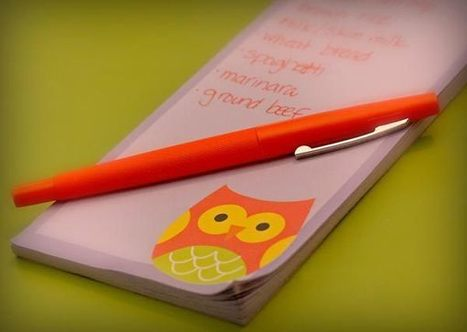 [Webwriter freelance] La to-do list per il prossimo weekend | Sara Verterano | Scoop.it