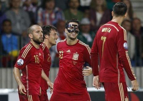 Una irregular España resuelve la papeleta en Borisov | e-Deportes | Scoop.it