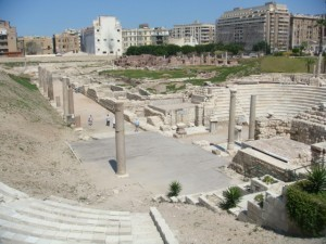 Archaeology travel: A day in Alexandria, Egypt | Archaeology Travel | Scoop.it