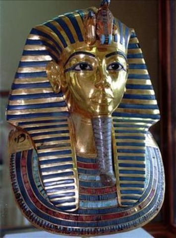 Beard of Egypt's King Tut hastily glued back on with epoxy | Hawaï News Now | Afrique | Scoop.it