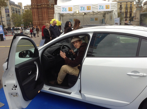 Renault Electric Vehicles (Pics & Some Details) | Sustain Our Earth | Scoop.it