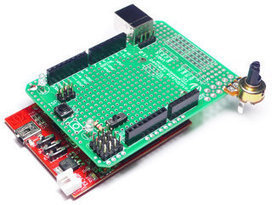 Arduino Shield List: Seeed Studio ProtoShield Remixed v1.0 | Arduino progz | Scoop.it