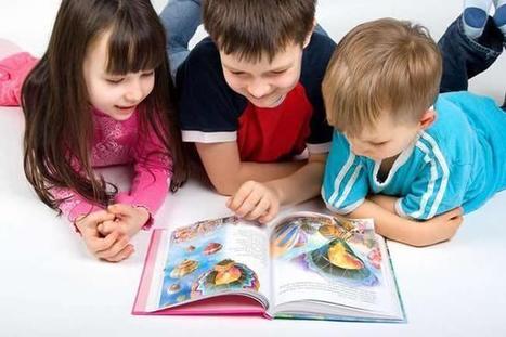 Errores y consejos en la iniciación de la lectura en tus hijos | Conocimiento libre y abierto- Humano Digital | Scoop.it