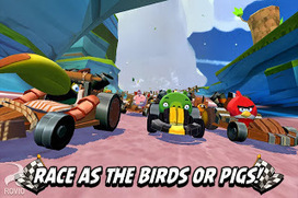 Angry Birds GO! v1.0.6 Mod [Unlimited Coins & Diamonds] ~ App Apk Mania   Angry Birds GO! v1.0.6 Mod [Unlimited Coins & Diamonds]   Scoop.it