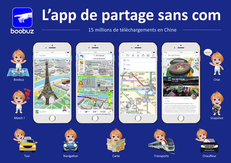 boobuz, la nouvelle application qui va révolutionner le Voyage ! | Etourisme et social média | Scoop.it