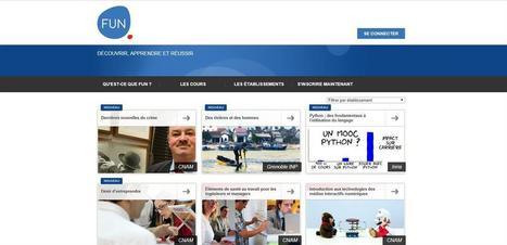 13 nouveaux cours en ligne gratuits sur France Université Numérique | SandyPims | Scoop.it