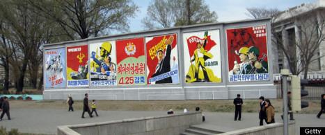 North Korean Propaganda | Escape from Camp 14 - North Korea | Scoop.it