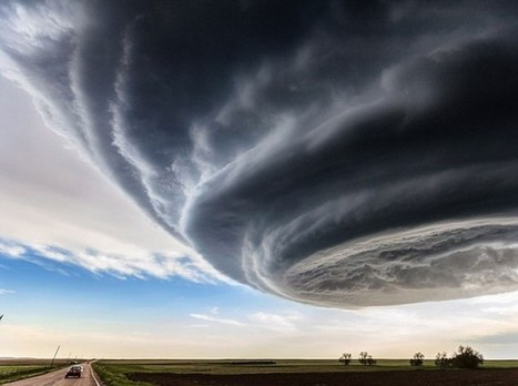 Breathtaking Photos of Supercell Thunderstorms in the US ... | Inspirational Photography to DHP | Scoop.it