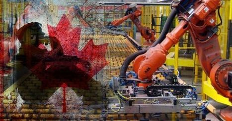 Study Says Automation May Replace 40% of Canadians in Just 10 to 20 Years | Reflecting on Basic Income | Scoop.it