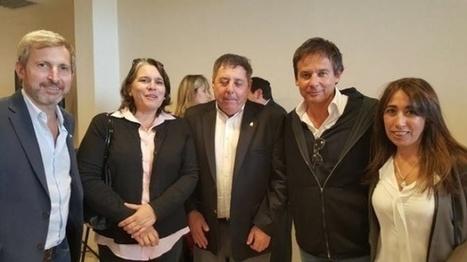 Roxana Reyes destacó el trabajo conjunto con Legisladores Nacionales   Noticias Santa Cruz   Scoop.it