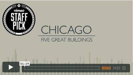 Cinco grandes ejemplos de arquitectura | Gizarte Zientziak | Scoop.it