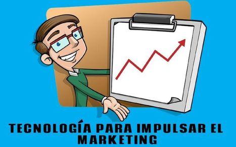 La tecnología también llegó para renovar e impulsar el Marketing | Infografías | Scoop.it