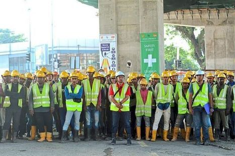 Safety guide for highway builders - Community | The Star Online | Occupational and Environment Health | Scoop.it