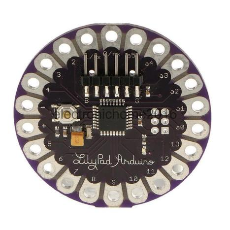 LilyPad 328 ATmega328 Main Board Module for Arduino Compatible Board - Price, Details, Compare - Buy2DayElectronics.com - Consumer Electronics | Arduino Focus | Scoop.it