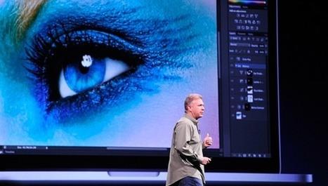 Apple: Quand les yeux pourront contrôler toutes les interactions sur Mac | Belgium-iPhone | Les espaces publics numériques du Chesnay | Scoop.it