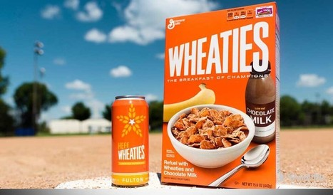 HefeWheaties Beer: A Craft Brew for Champions? | Eat Local for life balance and longevity | Scoop.it