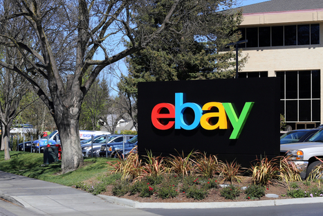 eBay's Retail Tech Patent Spree | Internet of Things - Company and Research Focus | Scoop.it