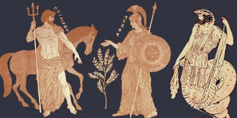 #CretaVita : Greek Mythology: Athena And #Olive Tree | CretaVita Extra Virgin Olive Oil Producer #OliveOil #EVOO | Scoop.it