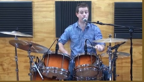 250 Drum Lessons for Free Available Online   how to play the drums   Scoop.it