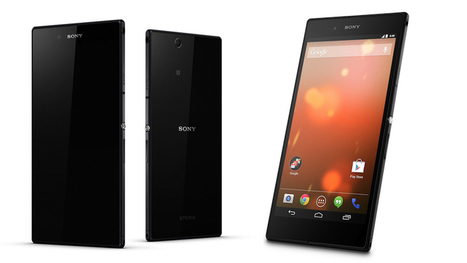 Sony Xperia Z Ultra Google Edition y LG G Pad Google Edition, oficiales | Mobile Technology | Scoop.it