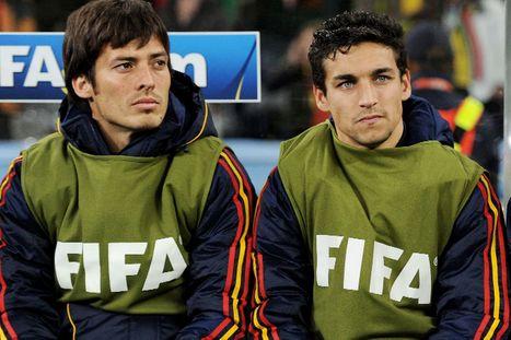 Silva makes Spain squad but Navas, Negredo miss out - Manchester Evening News | BlueCitizens | Scoop.it