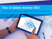 Vier in balans monitor 2013 - Kennisnet | Libraries and education futures | Scoop.it