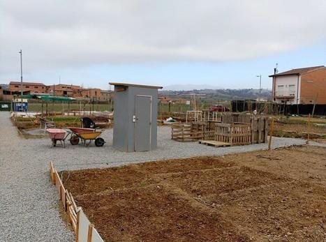 Manlleu finalitza els treballs de millora dels horts de la Coma | #territori | Scoop.it