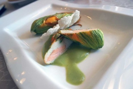 Lecco. Dichiararsi felici al ristorante la Piazzetta: 5 portate a 40 € | Italian Finest Food | Scoop.it