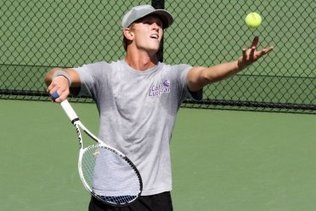 Ballou Upsets No. 1 Ranked Singles Player; CLU Downs No. 9 Trinity | CLU Sports | Cal Lutheran | Scoop.it