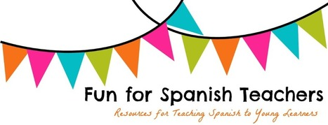 Fun for Spanish Teachers: 14 of My Favorite Online Resources for Spanish Teachers | Juegos | Scoop.it