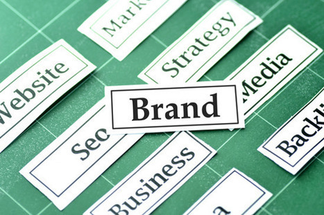 How A Logo Designer Should Grow his Brand Identity | MarketingHits | Scoop.it